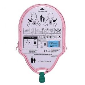 heartsine padpak elektroden voor kinderen